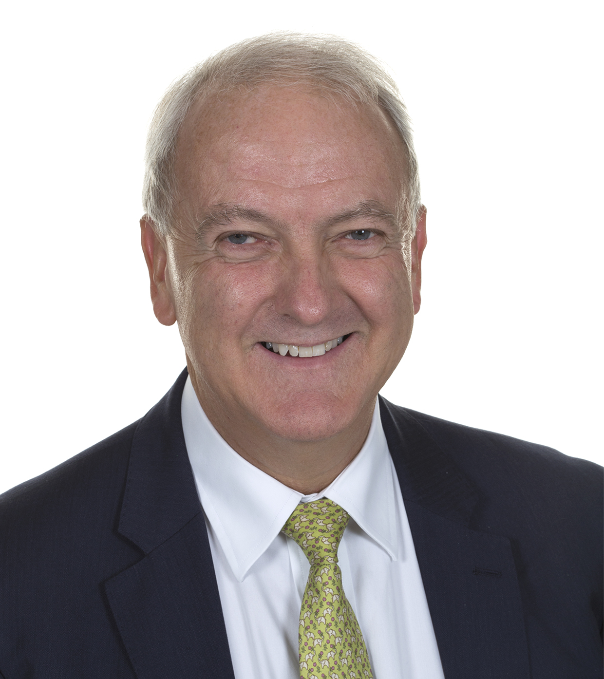 Keogh, Sir Bruce - Headshot